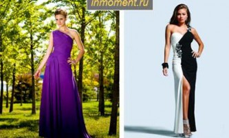 Модні вечірні сукні весни 2013