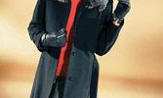 Модні жіночі куртки і пальта сезону осінь-зима 2009-2010 року