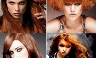 Модний колір волосся колекція весна 2012