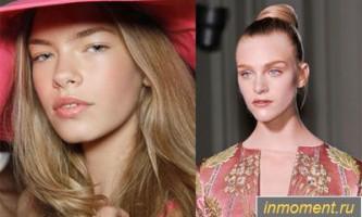 Модний макіяж зима 2012/2013