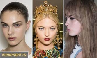 Модний макіяж зима 2014/2015