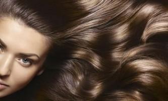 Молекулярне глянцевание волосся