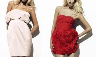 Святковий одяг для жінок: плаття, топи, спідниці, брюки для виходу. Мода 2010