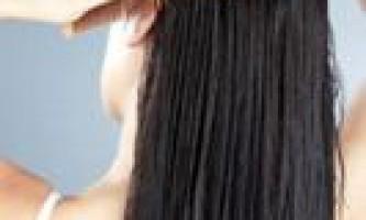 Народні засоби і маски від випадіння волосся
