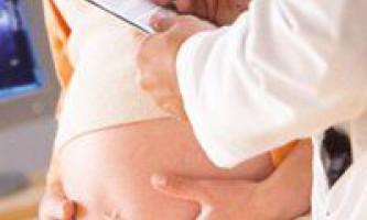 Низька плацентация при вагітності, симптоми і лікування
