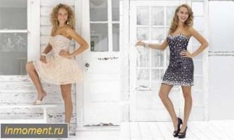 Новорічні сукні 2012. Модні новорічні наряди 2012