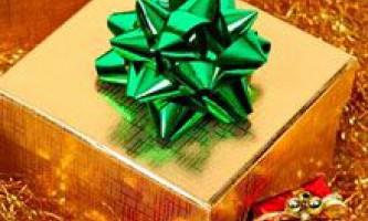 Новорічні подарунки на рік змії 2013. Що дарувати в новий 2013 рік змії