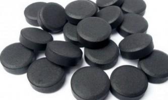 Активоване вугілля для очищення організму