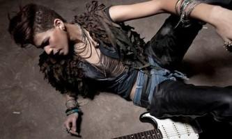 Одяг в стилі рок - тренд сезону? (9 фото)