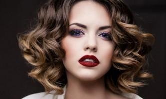 Фарбування волосся омбре на чорні, світлі, короткі і середні волосся