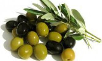 Оливкова олія для вій