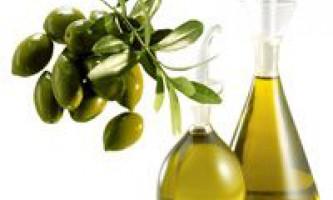 Оливкова олія для догляду за шкірою