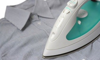 Основні правила прасування сорочок