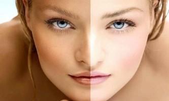 Відбілити шкіру в домашніх умовах реально?