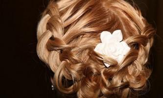 Плетіння кісок на коротке волосся: приклади на фото!