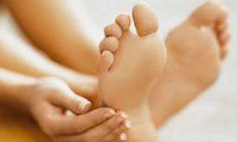 Чому болить п`ята при ходьбі, основні причини та лікування