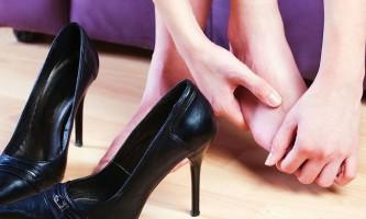 Чому набрякають ноги?