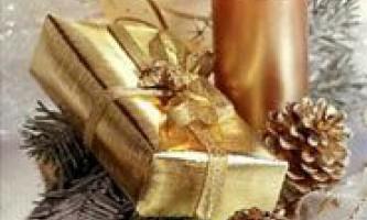Подарунки на новий рік: що подарувати. Новорічні подарунки чоловікам і жінкам. Подарунки коханим і дітям на новий рік. Корпоративні подарунки колегам