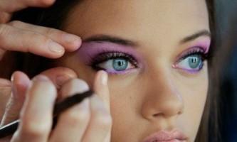 Підбір тіней для сіро-блакитних очей