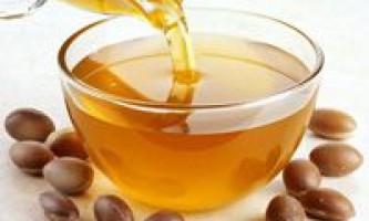 Корисні властивості олії аргана
