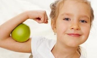 Підвищуємо імунітет у дитини