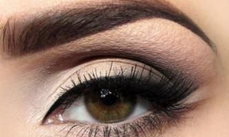 Правила макіяжу для каре-зелених очей