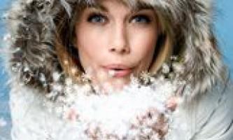 Правильний догляд за волоссям взимку