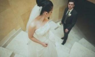 Зачіска на весілля своїми руками: місія здійсненна