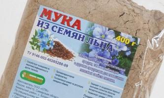 Застосування борошна з насіння льону. Рецепти
