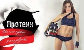 Протеїн для жінок: коли, кому і скільки