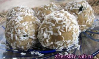 Протеїновий рецепт: смачні кульки