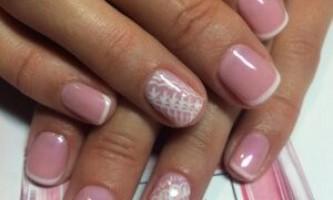 Малюнки на коротких нігтях в домашніх умовах: поради і фото