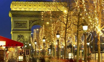 Романтичний і незабутній новий рік в парижі