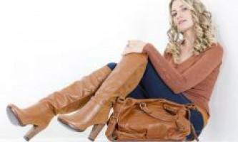 З чим носити руді чоботи, щоб виглядати стильно?