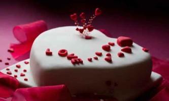 Найсмачніші торти для дня святого валентина