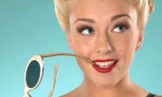 Секрети красивого макіяжу в стилі стиляг