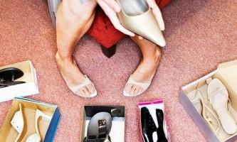 Секрети підбору взуття до різному одязі