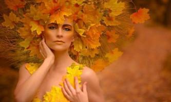 Секрети вдалого макіяжу на осінній бал
