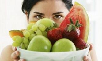 Система харчування «фрукторіанства»