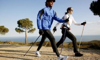 Скандинавська ходьба для схуднення: відмінний спосіб для здорового зниження ваги
