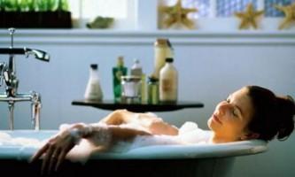 Сольові ванни для схуднення - розслаблюючі склади