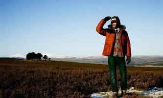 Стильна і правильна зимовий одяг для модних чоловіків (11 фото)