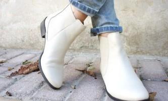 Стильні і модні черевики челсі