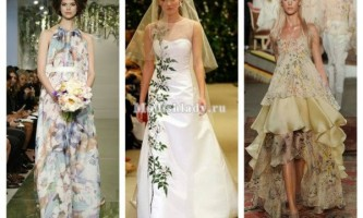 """Весілля 2016. 10 модних трендів сезону """"весільна весна 2016"""""""