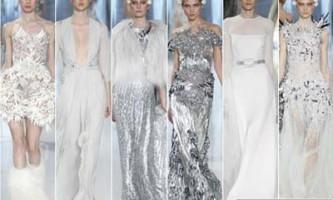 Весільна мода зима 2013/2014