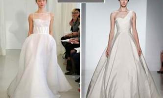 Весільні сукні весна 2014