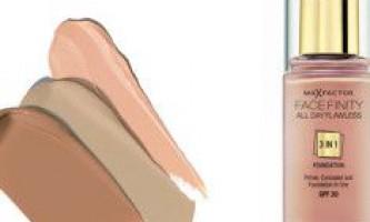 Тональний крем макс фактор дарує ідеальний колір шкіри обличчя, відгуки