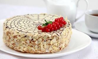 Торт естерхазі - шедевр, який може приготувати кожна господиня