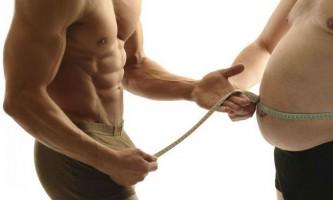 Вправи для схуднення живота чоловікові