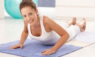 Вправи для зміцнення спини